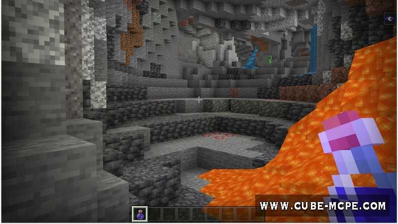 Скачать бета версию Майнкрафт 1.17.20.22 Caves & Cliffs Update на Андроид