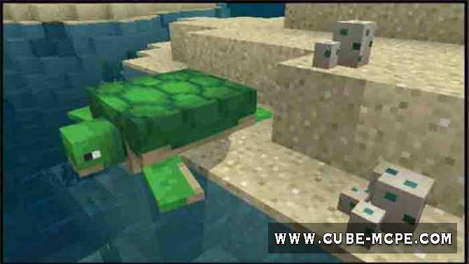 Скачать Minecraft Pocket Edition (PE) 1.9 / 1.10 / …