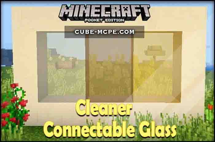 Текстуры Cleaner & Connectable Glass 1.6/1.5/1.4