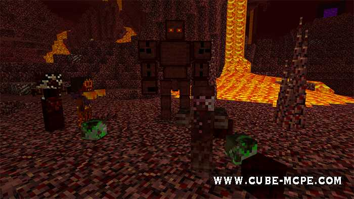 Мод Better Nether 1.6