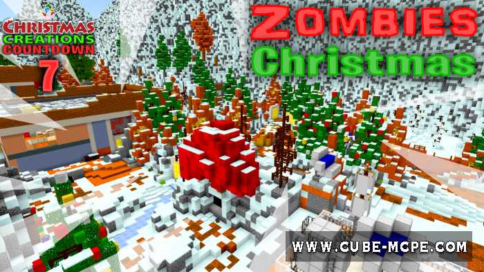 SG Zombies Christmas Edition [Мини-игра]