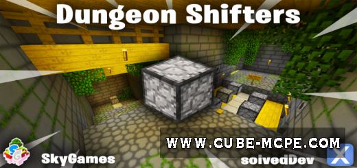 Карта SG Puzzle: Dungeon Shifters [Головоломка]