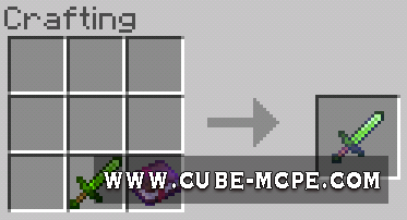 Мод Emerald Items 1.12