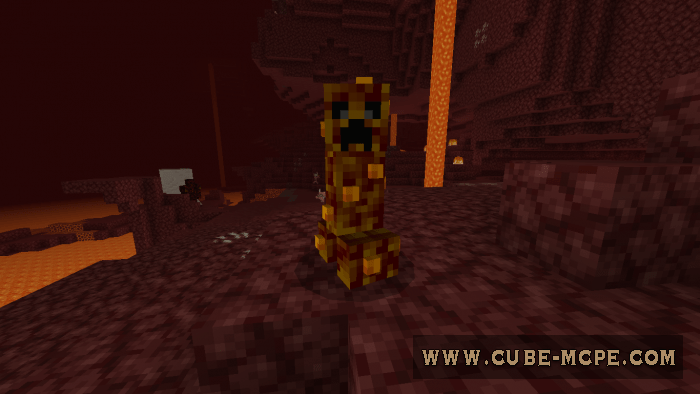 Мод More Nether Creatures 1.12