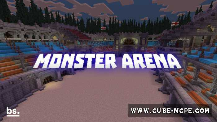 Карта Monster Arena [Мини игра]