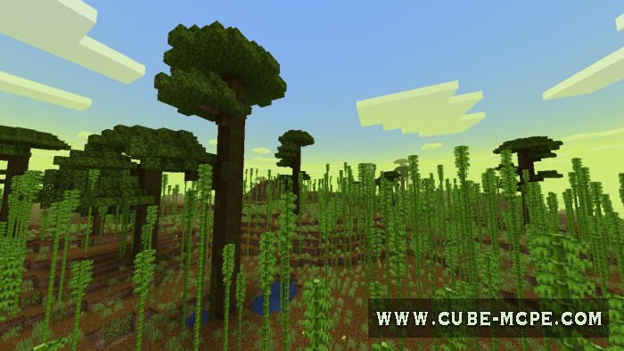 Мод Magnificent Biomes 1.15