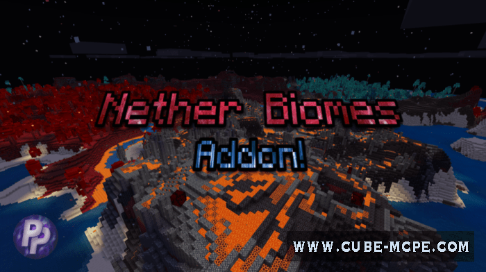 Мод Overworld Nether Biomes 1.16