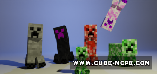 Мод MB's More Creepers 1.16.210