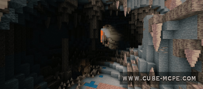 Мод Caves & Caves 1.16.220